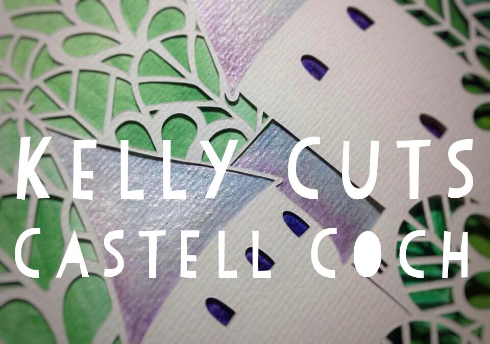Kelly Cuts Castell Coch