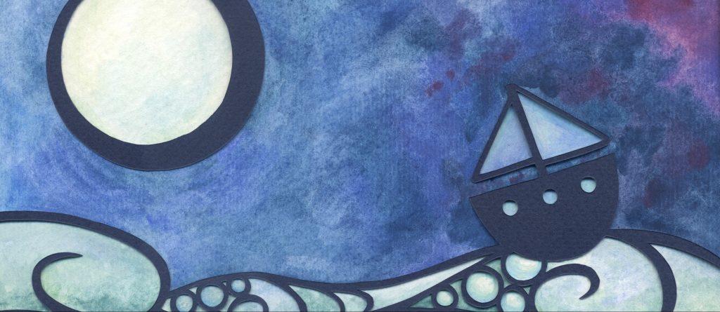 Moonlight Sailing header