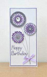 tall card