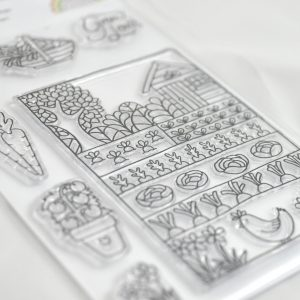 Photo Polymer Stamps