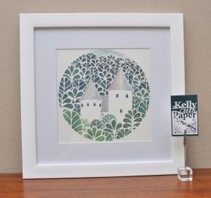 Fairytale Castle print