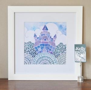 Fairytale print