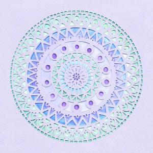 Frozen Mandala
