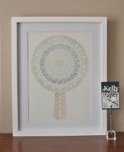 Scandi Tree print